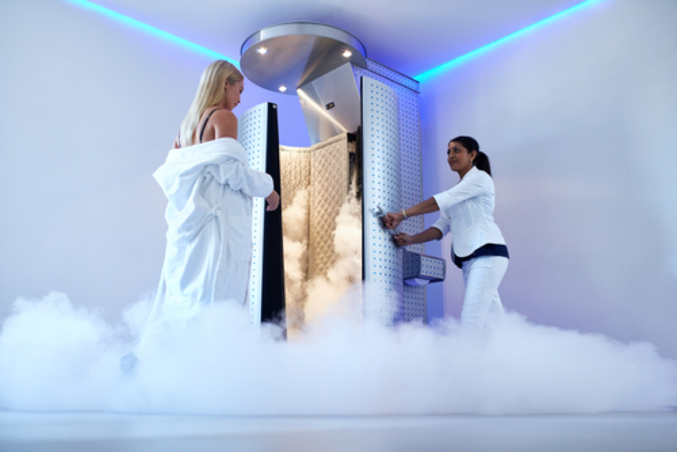cryotherapy treatments Myrtle Beach