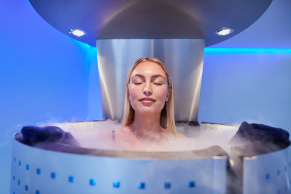 cryotherapy in Myrtle Beach spa