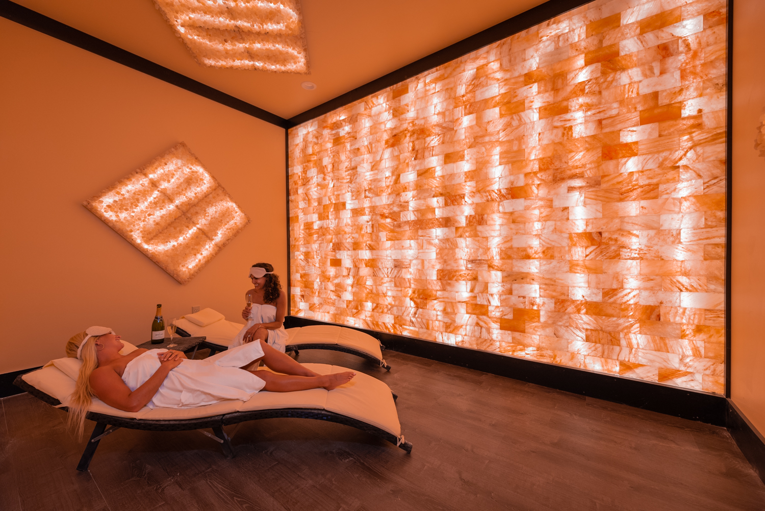salt therapy spa treatments myrtle beach