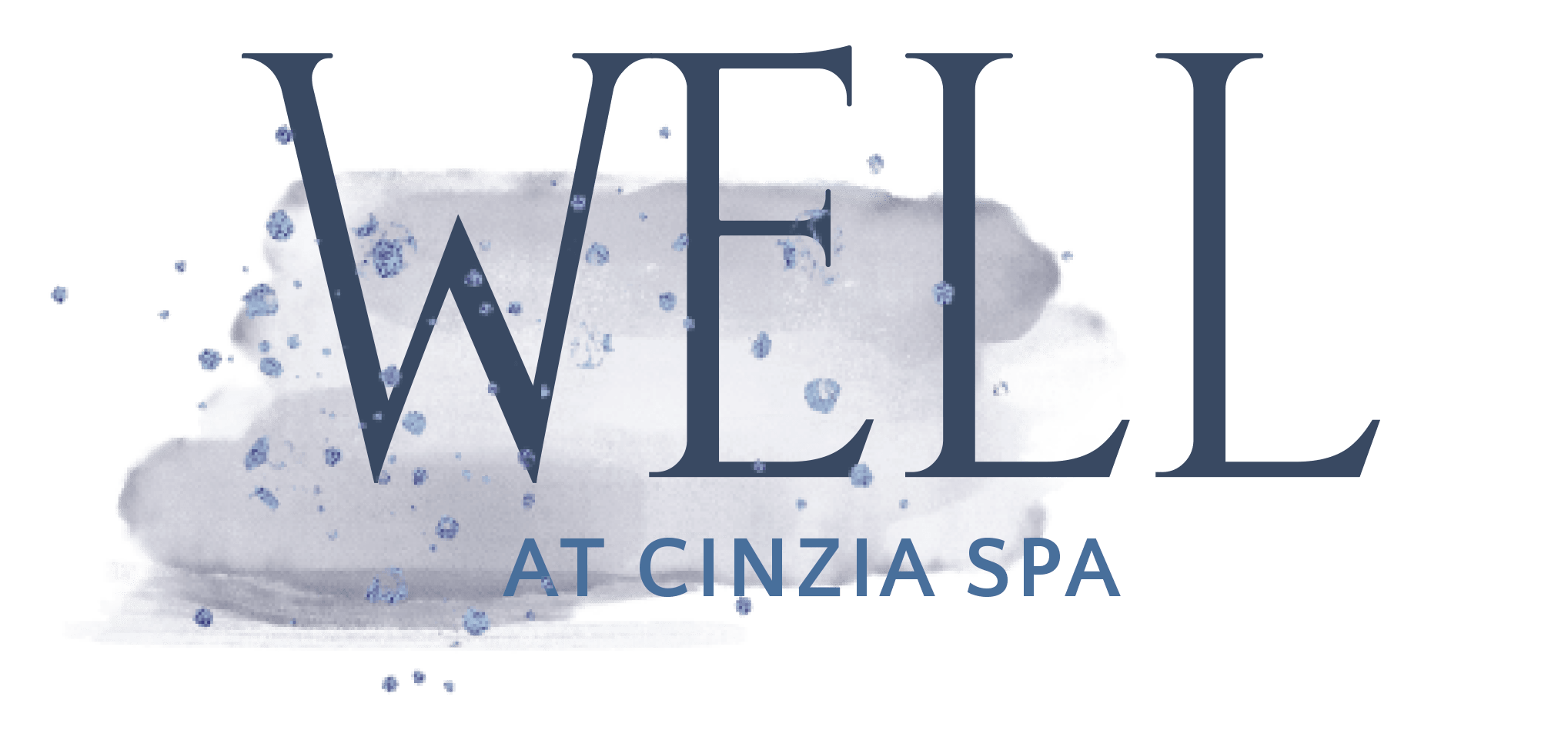 Logo: WELL at Cinzia